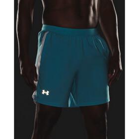 Under Armour Launch SW 7'' Shorts Men, turquoise